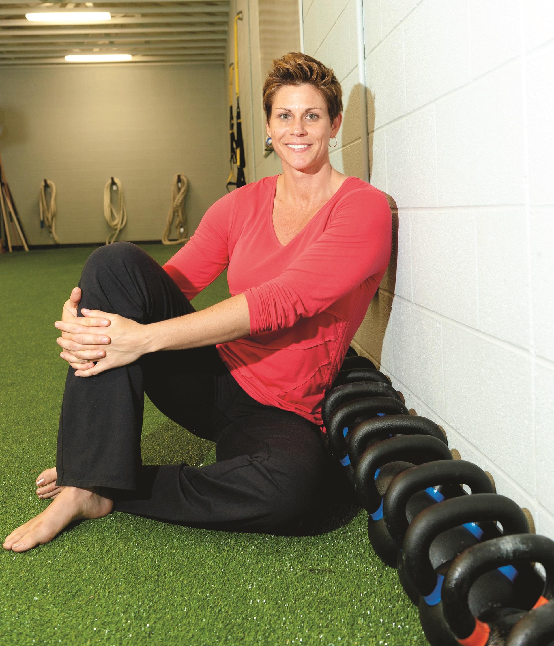 Tash Weddle, CEO, TNB Fitness