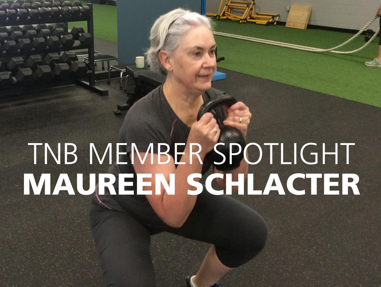 TNB Fitness Member Spotlight