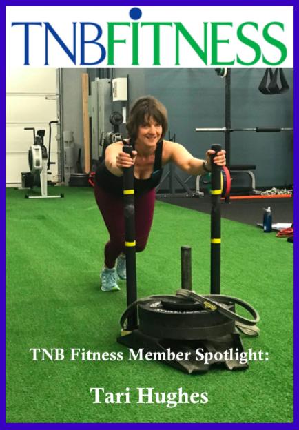 TNB Fitness Member Spotlight: Tari Hughes