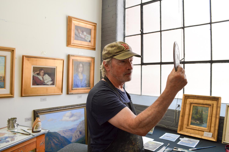 Steve Courchaine, Studio 3