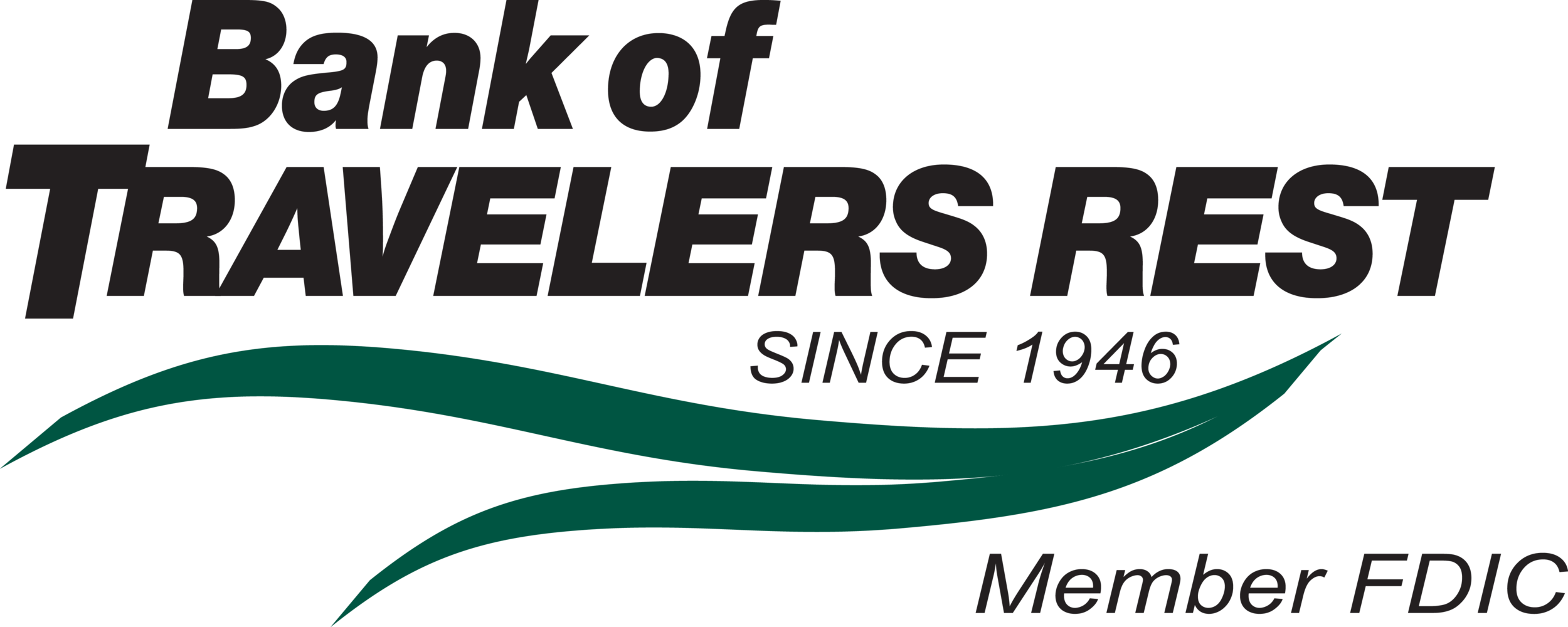 Thank you to our Art School Open House Sponsor: Bank of Travelers Rest