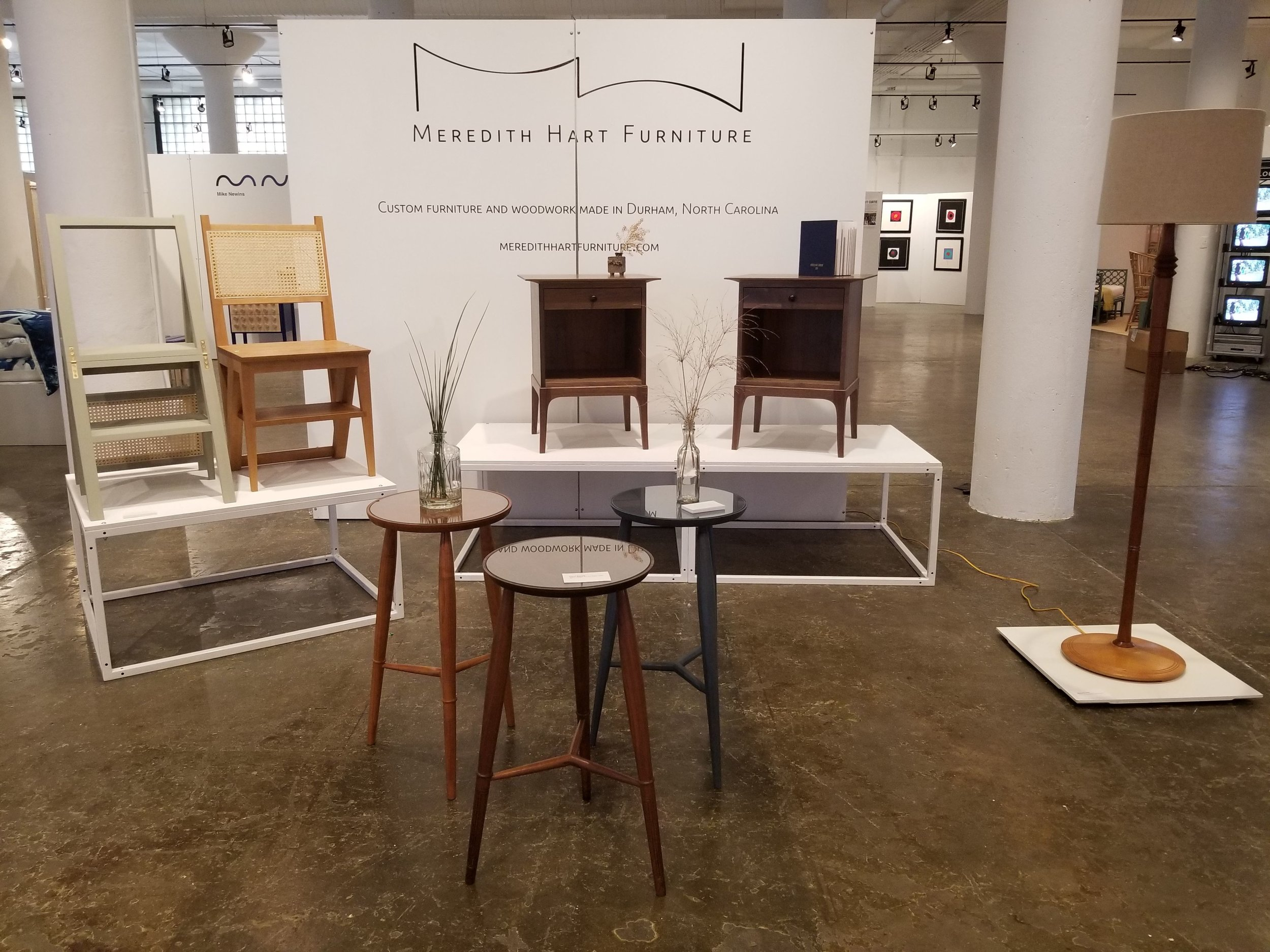 Exhibitor at  Mill Collective  in  Plant Seven . High Point Market 2019