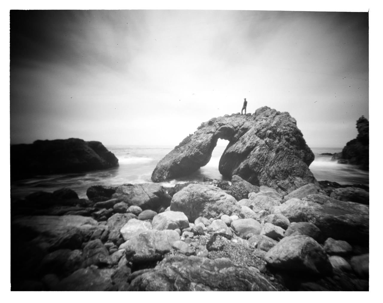 Big Sur Rock