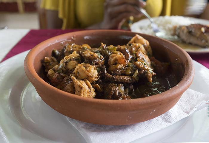 Cazuela Mixta del Mar from Ajiaco