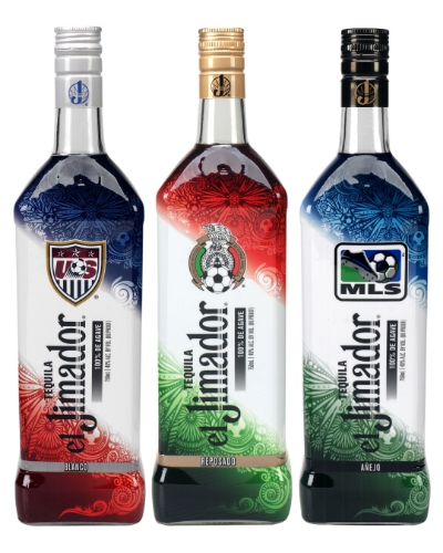 The tequila helps the referees and play in MLS become tolerable.