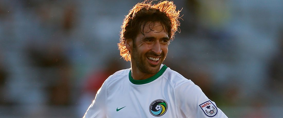 """""""I can't wait to play for money."""" - Raul"""