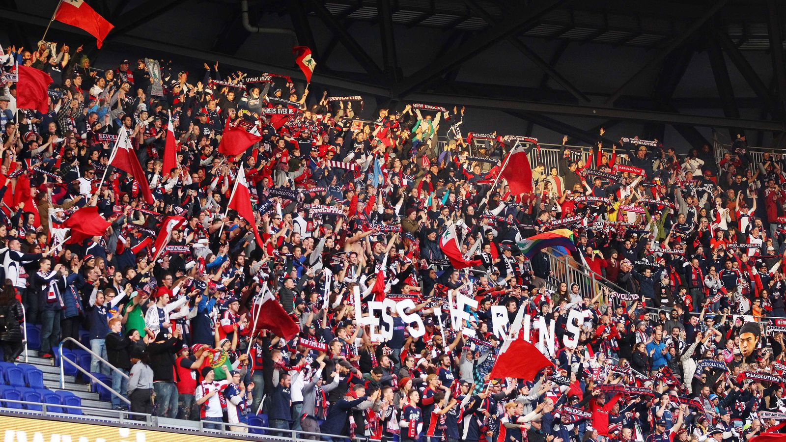 MLS soccer supporter diversity is not a local issue.