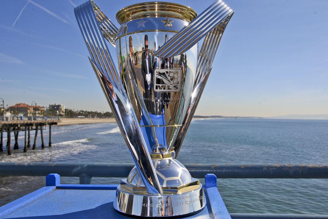 The Philip Anschutz trophy.