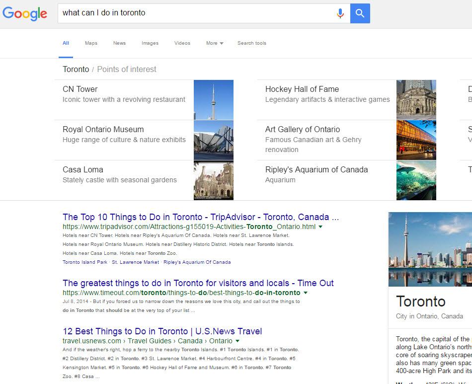 ONTARIO?! I thought I was going to Toronto!?