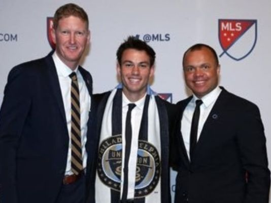 """""""Earnie Stewart... you are my only hope.... please... save my Friday."""""""