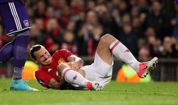 A double ligament injury in one knee when you are 35 is totally fine.