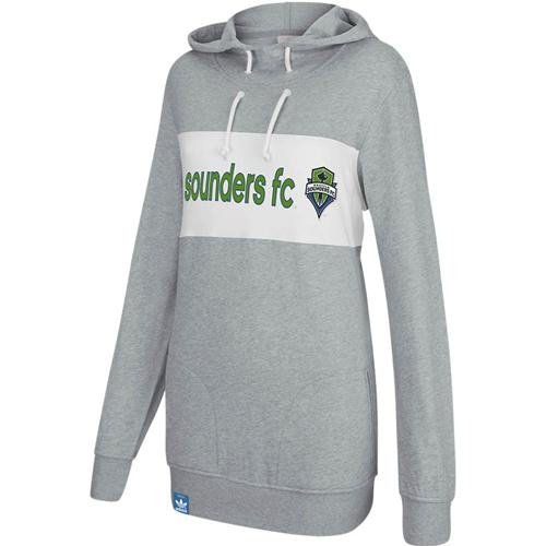 Hall's Monday and Tuesday hoodie.