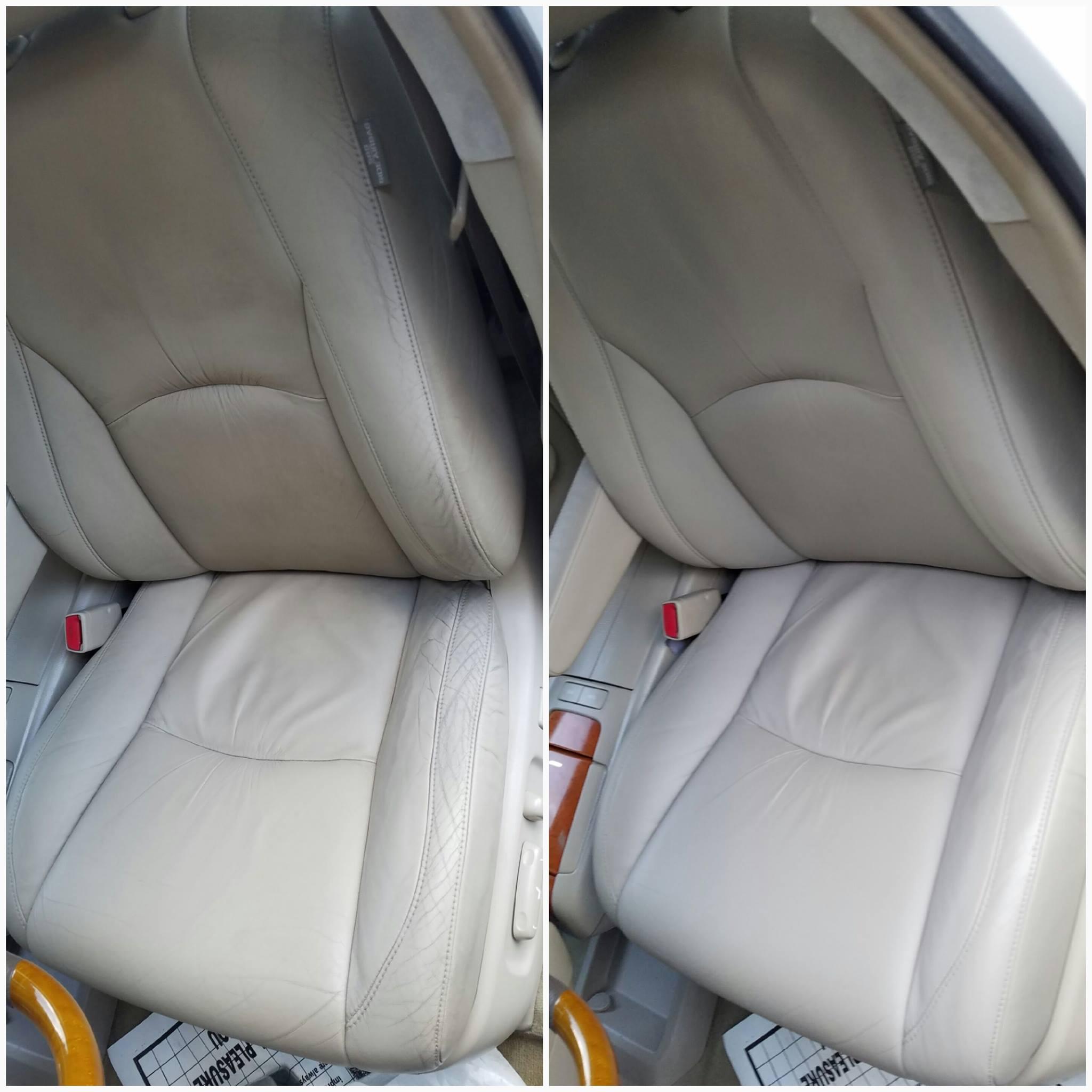 Lexus Seat Restoration