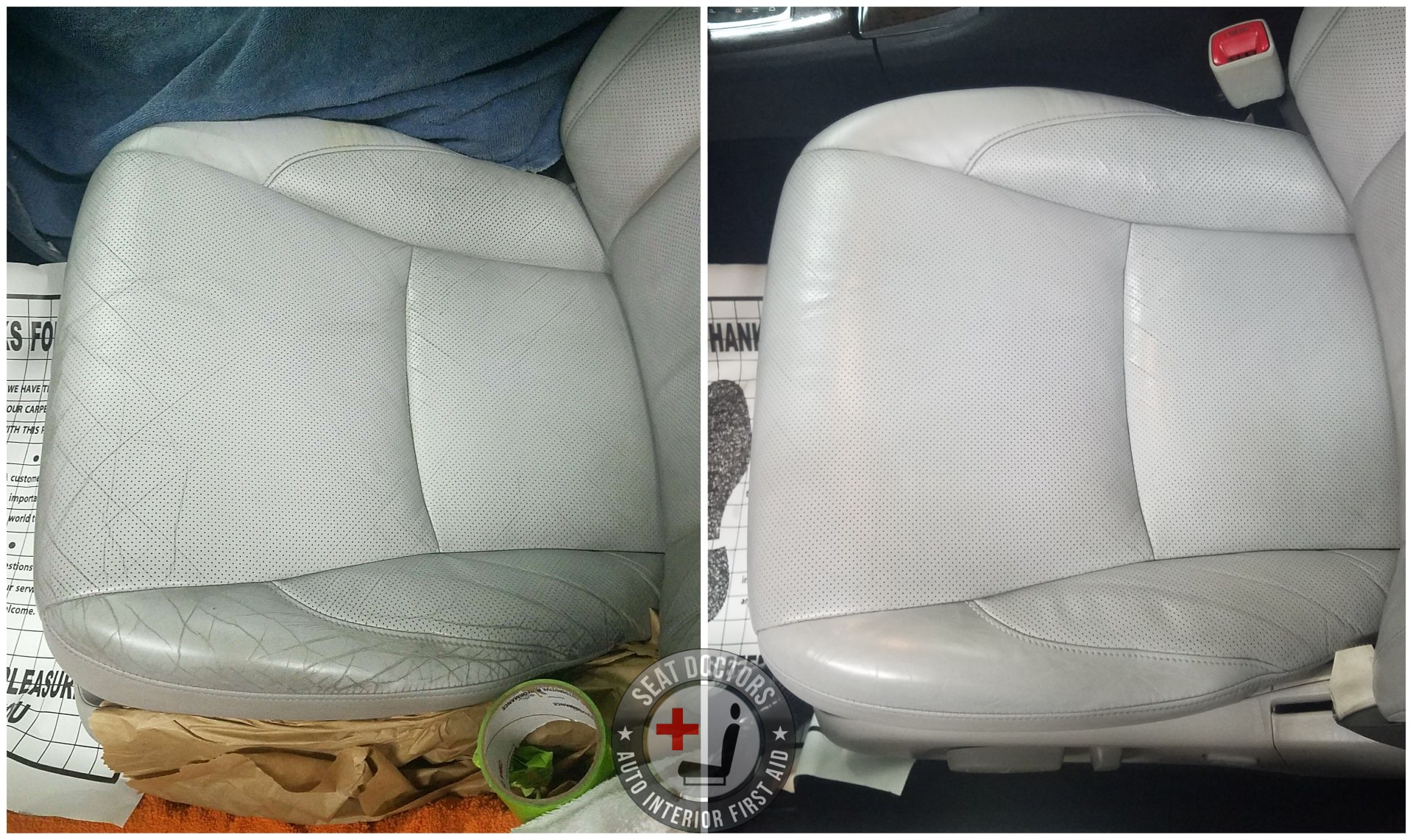 Lexus ES350 Color Restoration