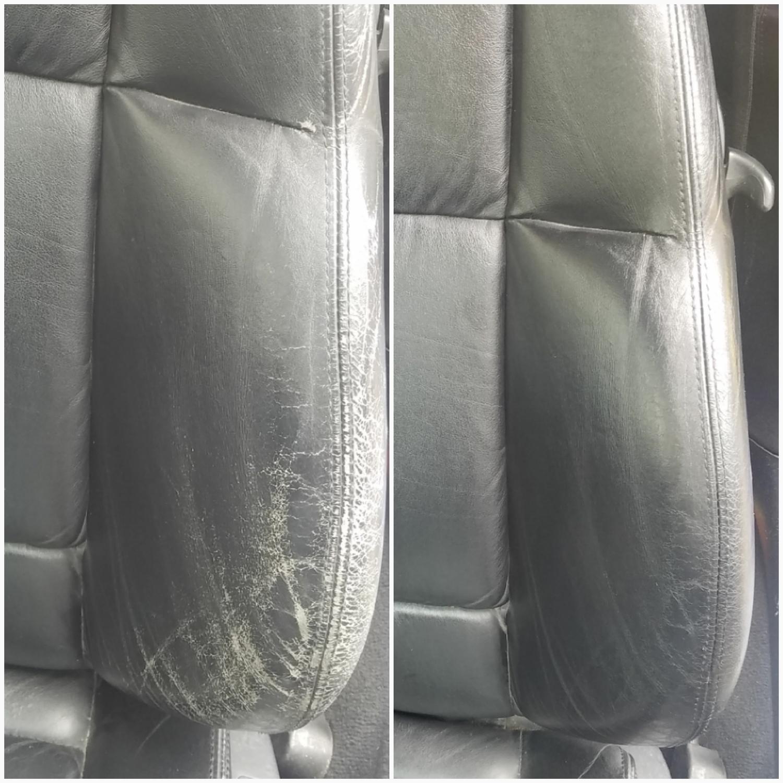 Color Restoration 2001 Bmw M3 Seat Doctors