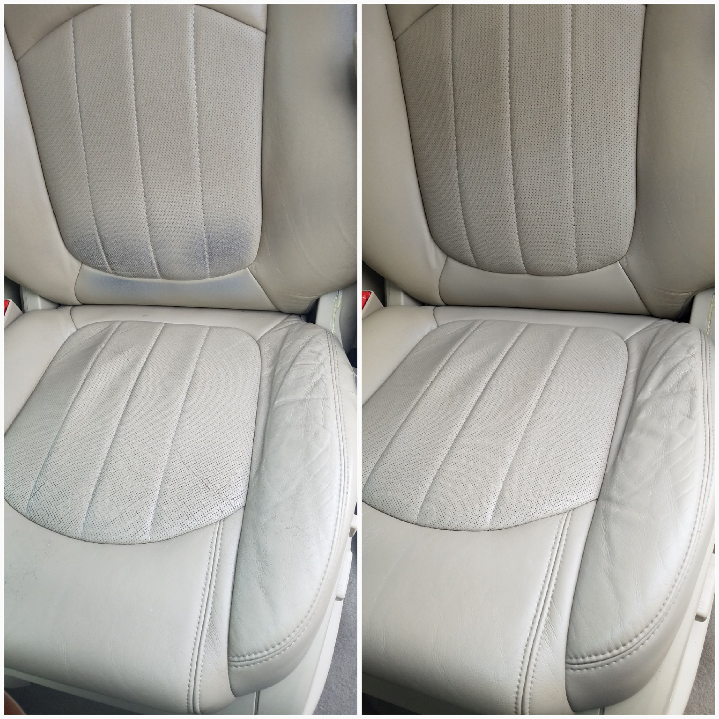 2011 Buick Enclave Leather Dye