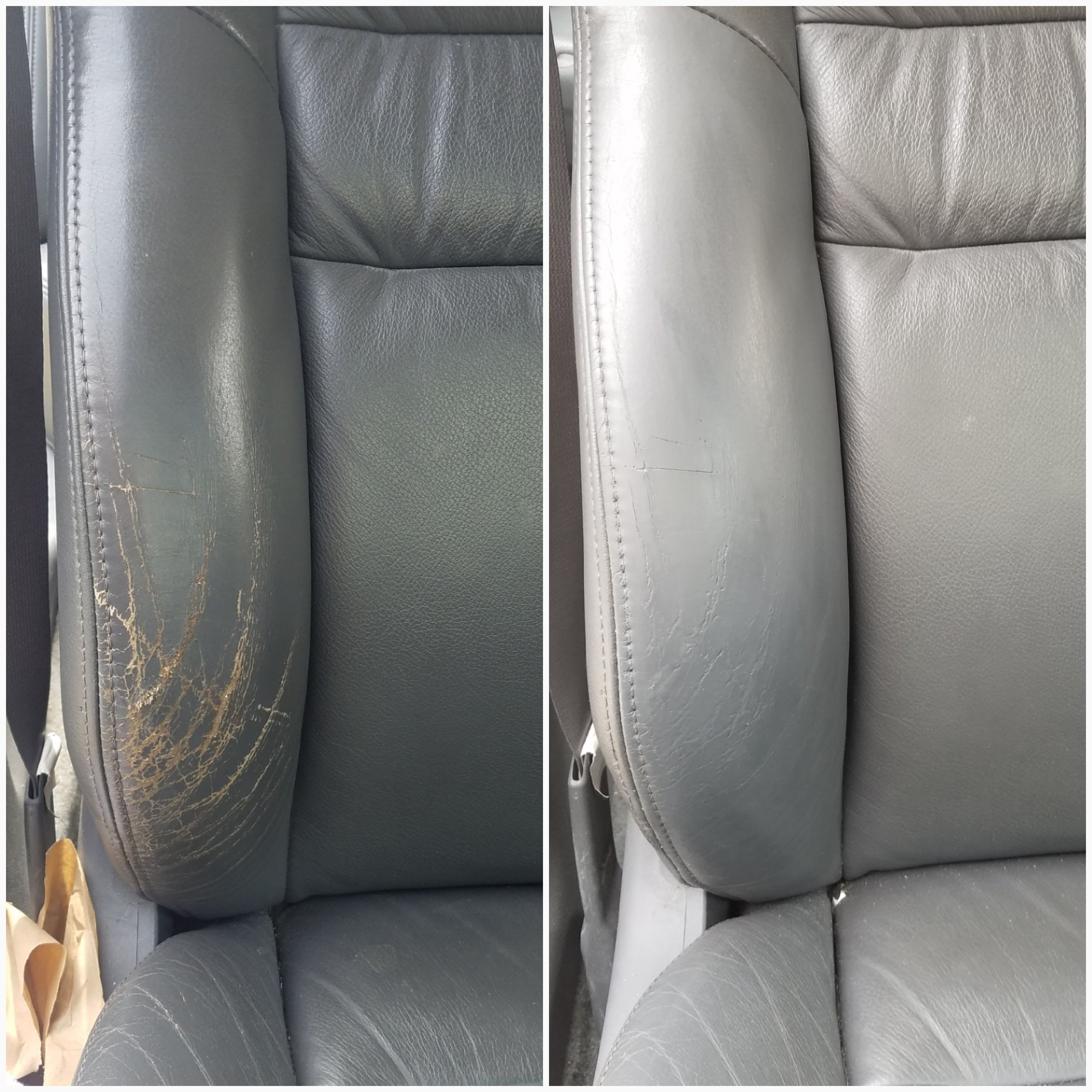 2005 Honda Accord Leather Repair