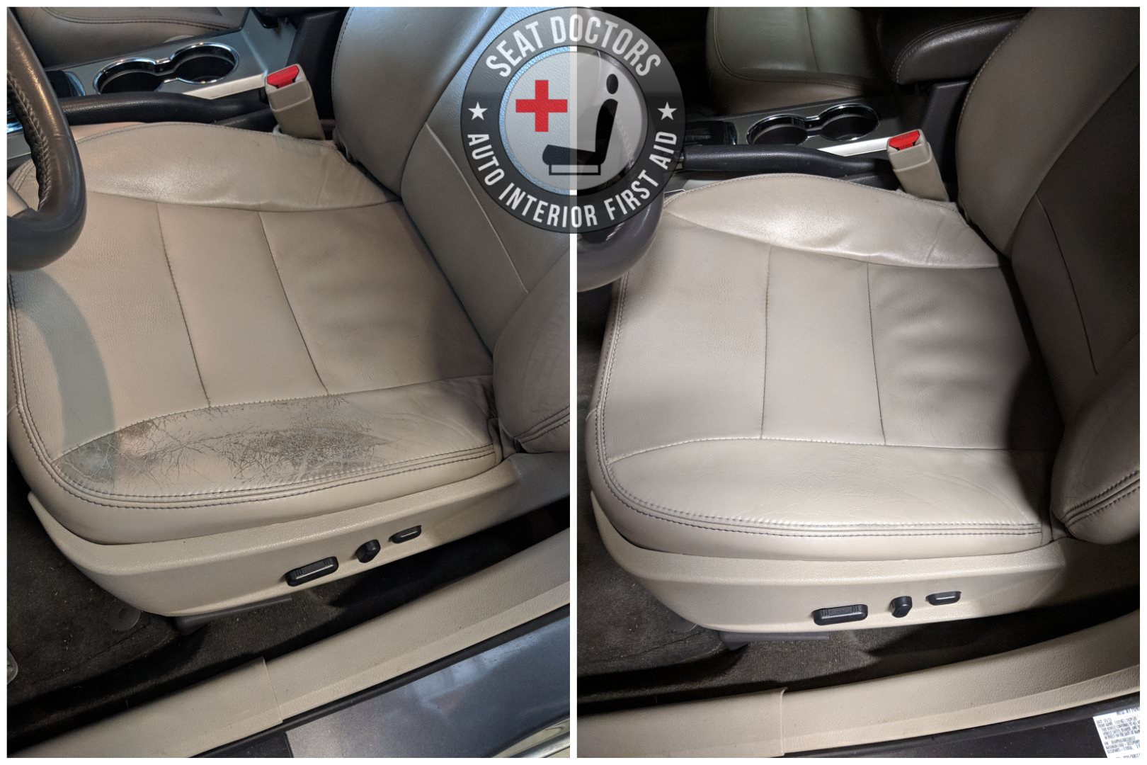 """Thanks, results turned out better than expected"" — Mike  Thanks for the before and after pictures, Mike! Looks great!"
