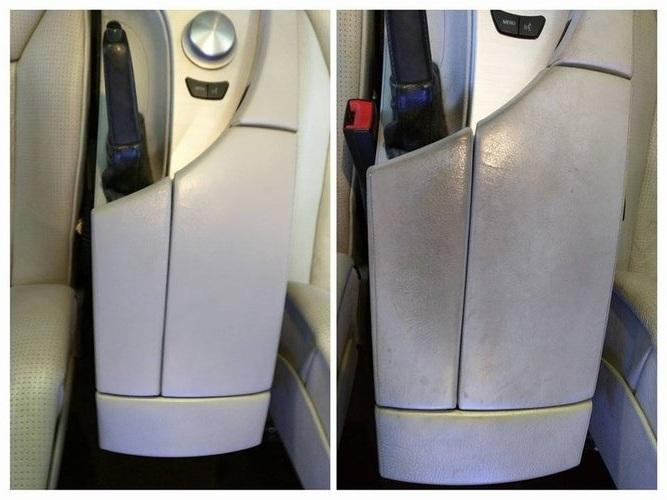 BMW+Center+Console+Color+Restoration