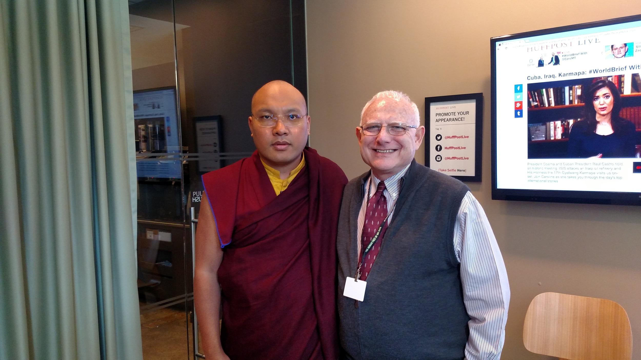 Josh + Karmapa.jpg