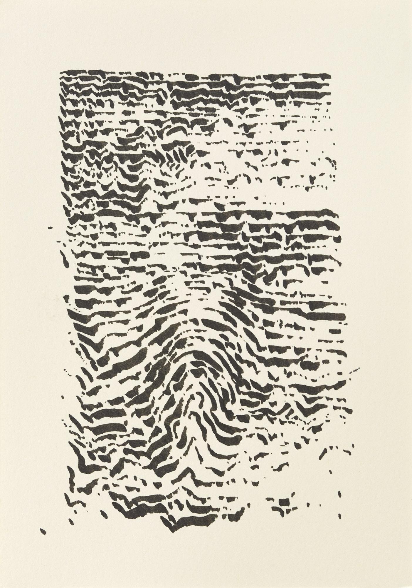 BK P7535 | untitled | ink on paper | 21x15cm | 2015