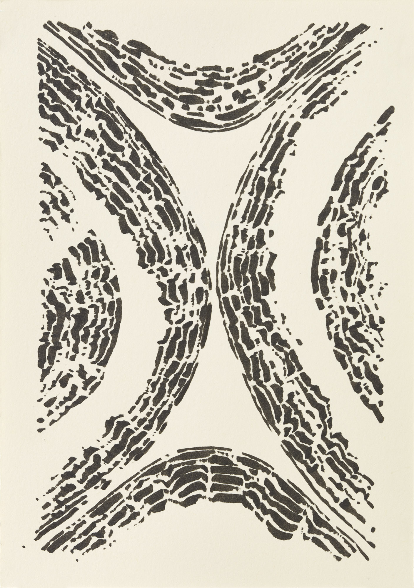 BK P7536 | untitled | ink on paper | 21x15cm | 2015