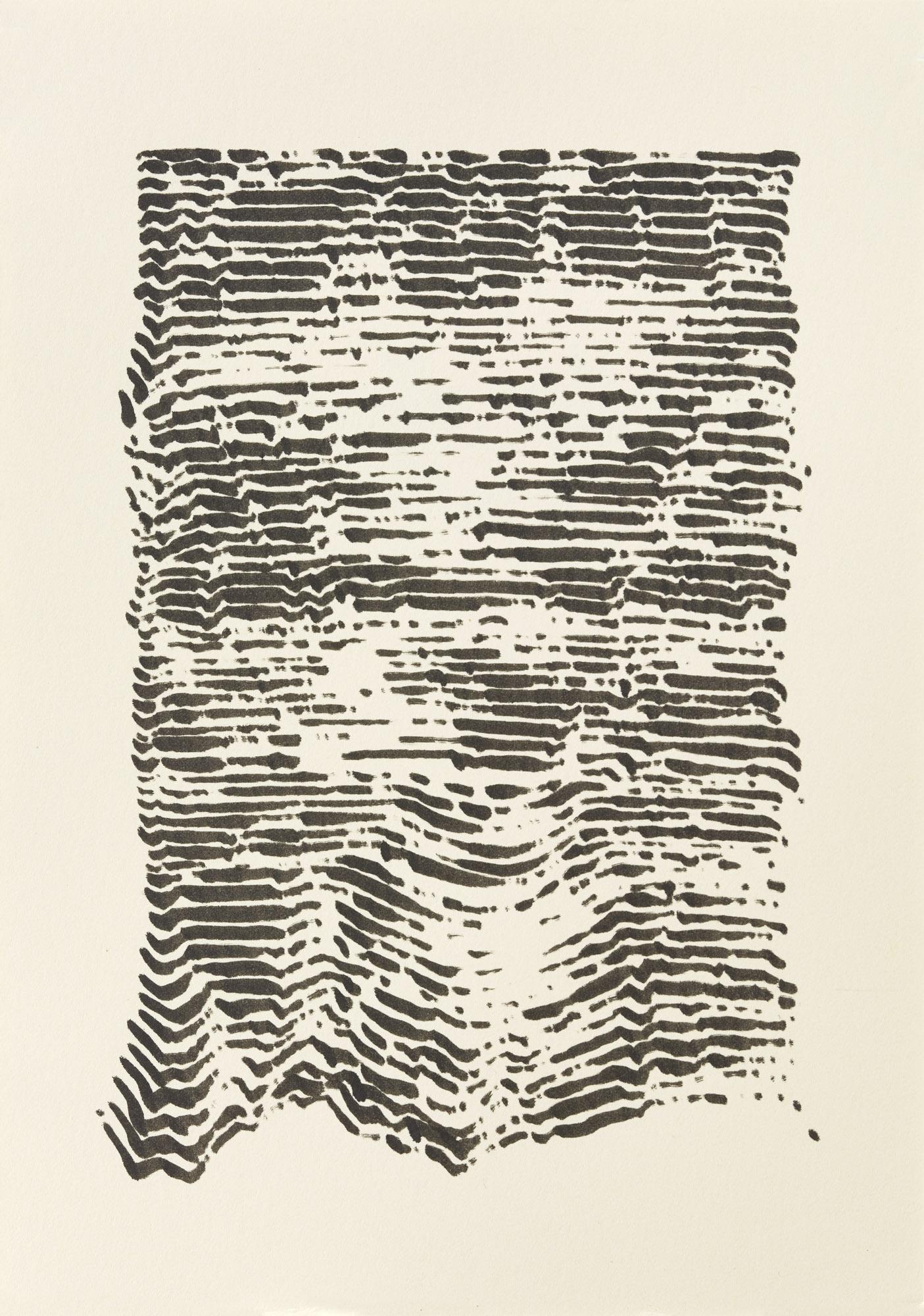 BK P7537 | untitled | ink on paper | 21x15cm | 2015