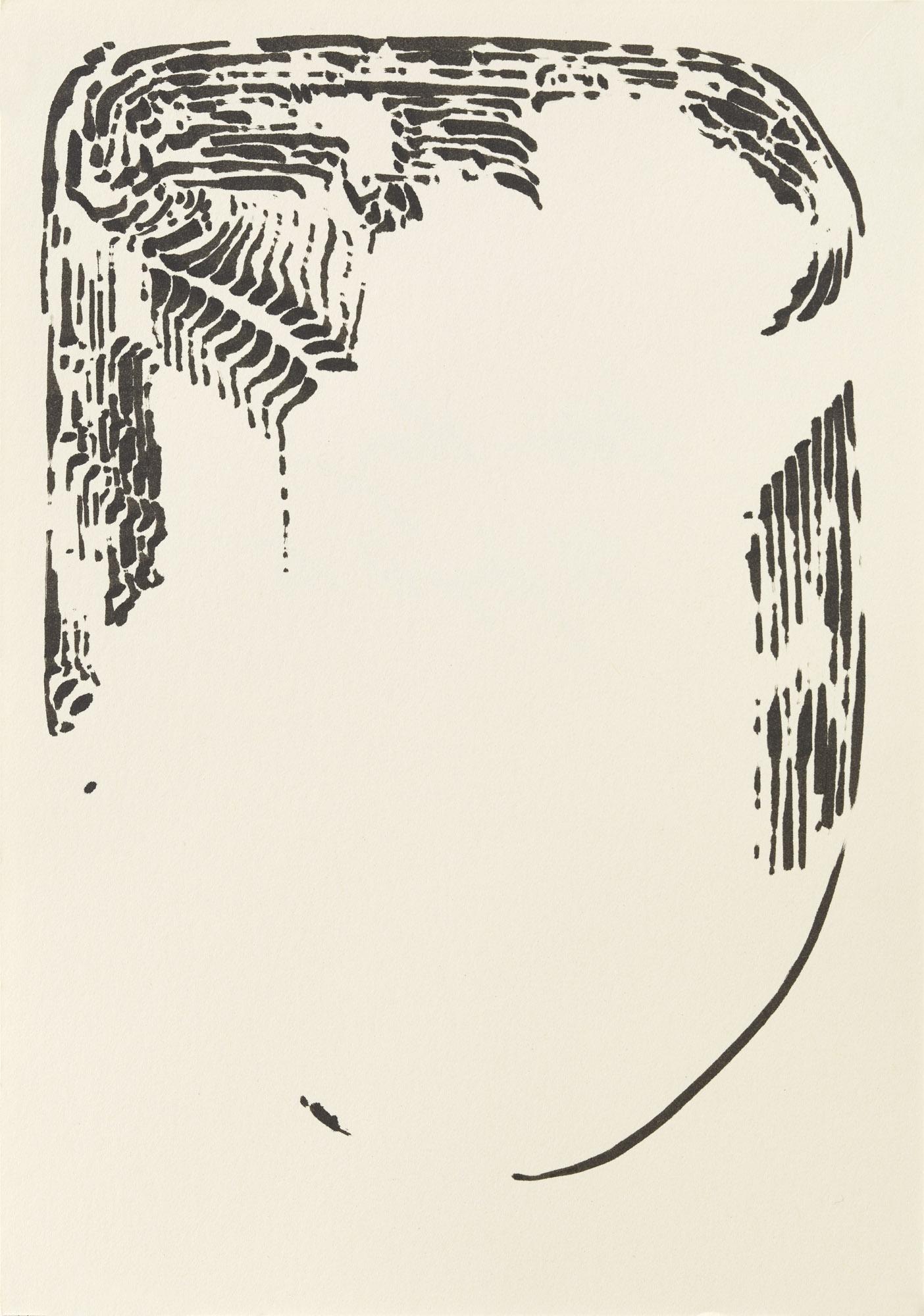 BK P7538 | untitled | ink on paper | 21x15cm | 2015