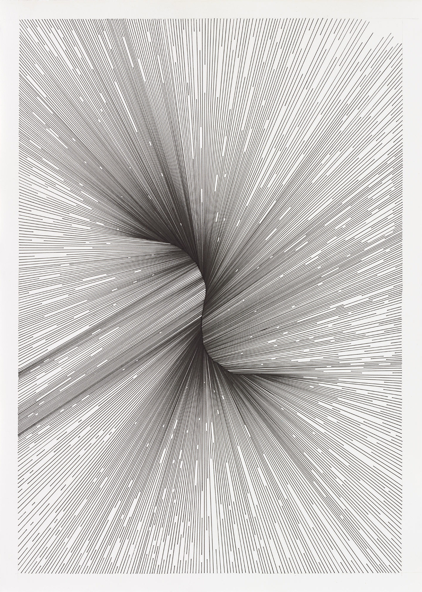 BK P18207 | untitled | pigment liner on paper | 59x42cm | 2016.jpg
