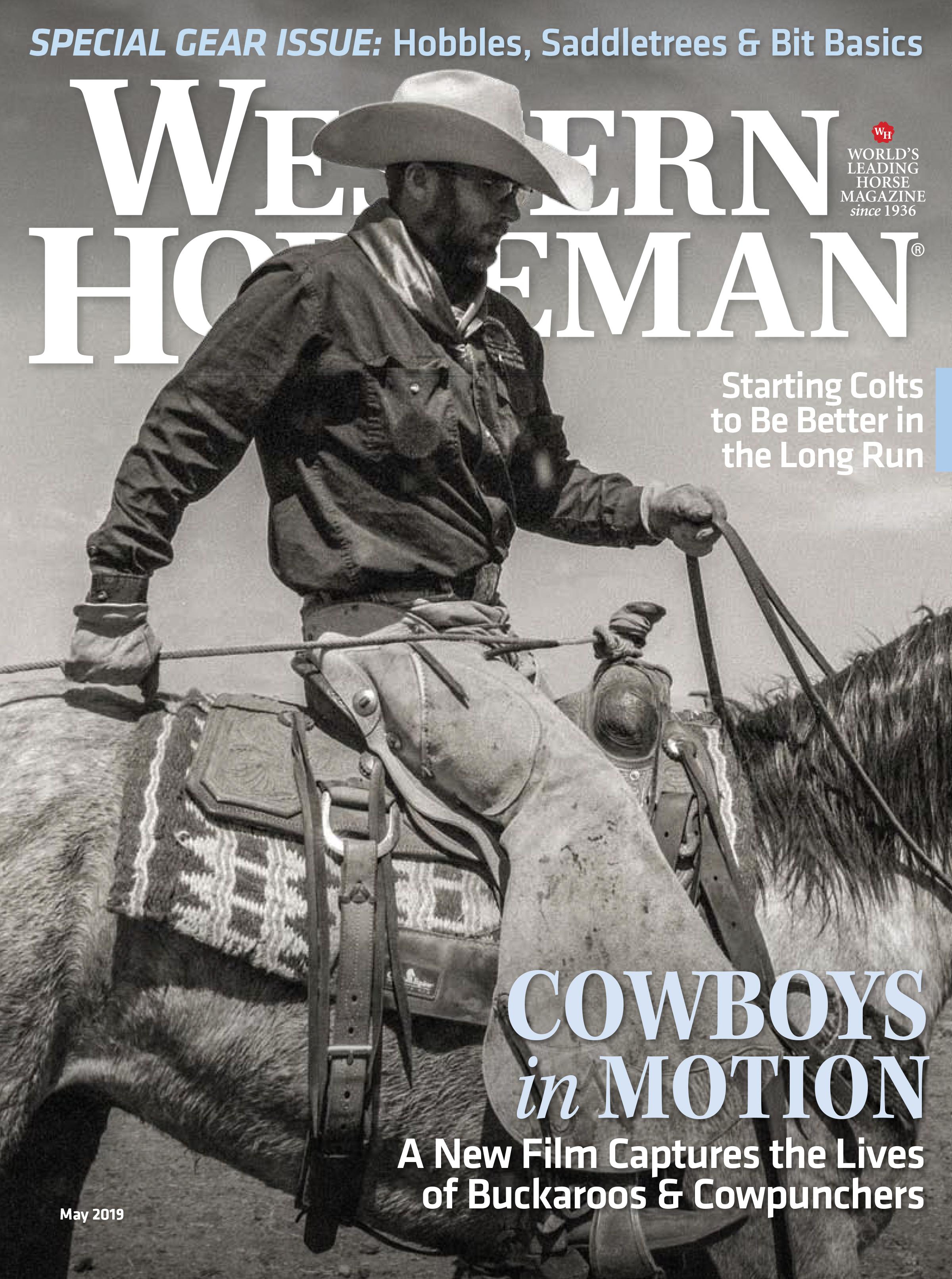 WesternHorseman_Cover_WesternHorseman_CowboysDocumentary_1922Films_BudForce_JohnLangmore.jpg