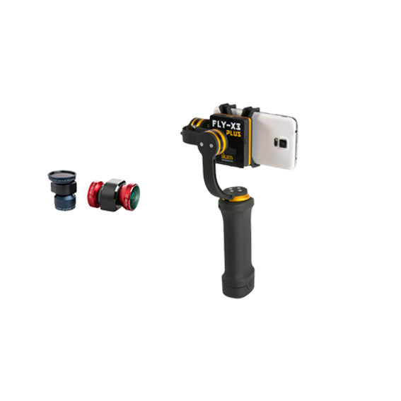 olloclip 4 in 1 & telefoto lenses for iPhone 5s & Ikan FlyX3 Plus.png