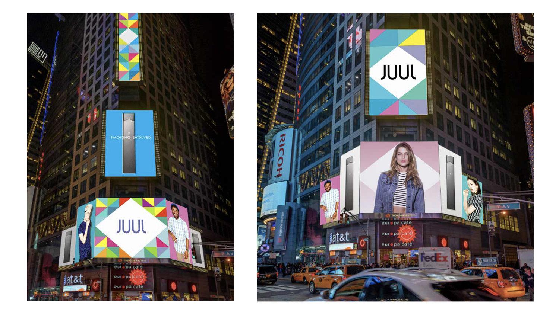 PAX: JUUL In-Store Visuals — GEORGIA