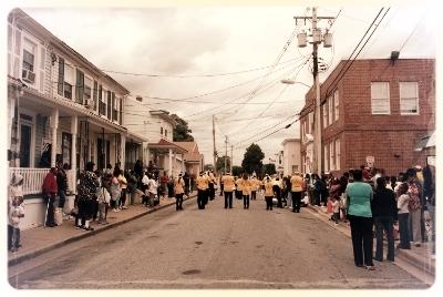 Back to School Parade on West Washington Street