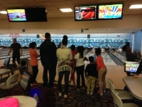 Mentor/ Mentee Christmas Bowling Party 2016