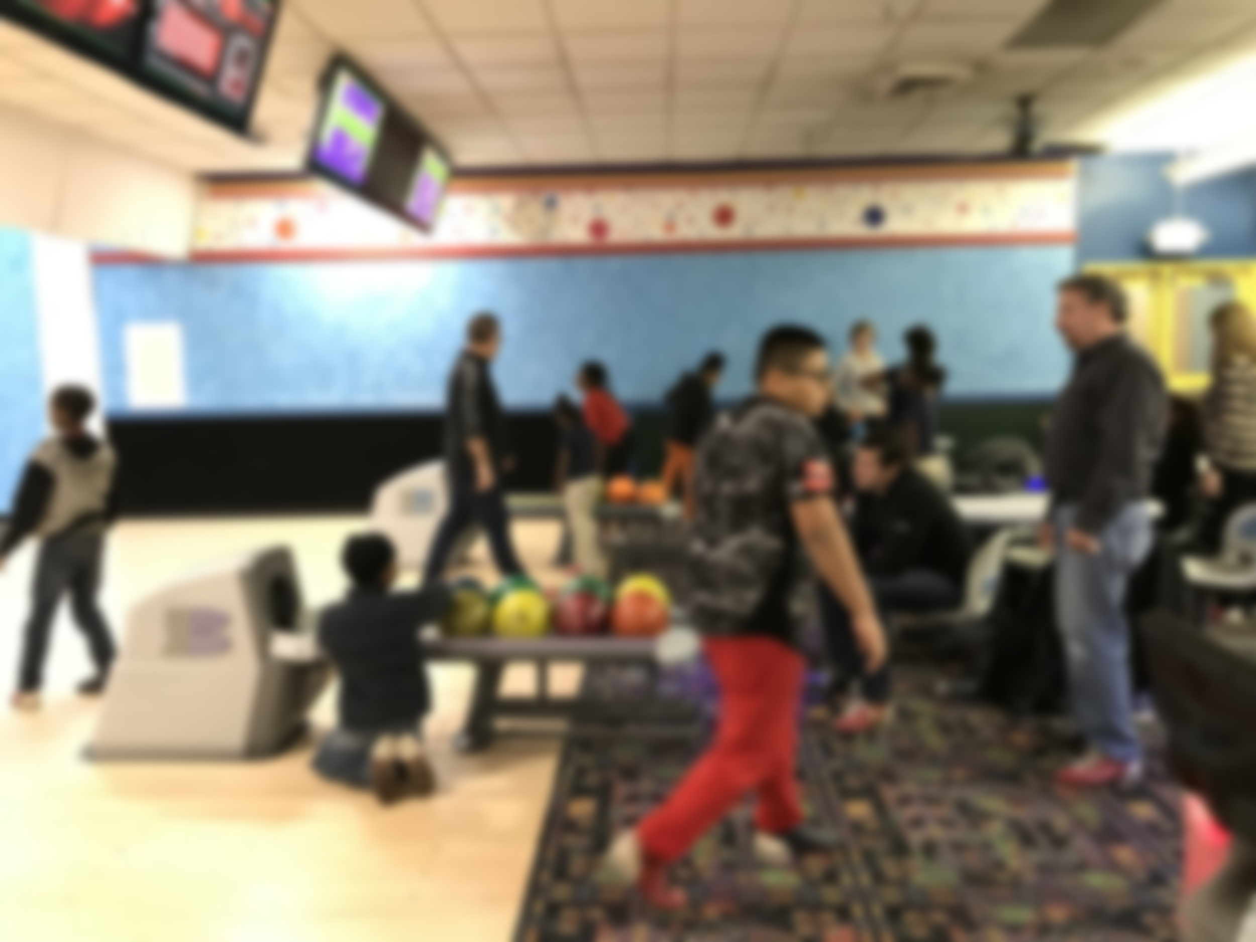 """""""For One Child"""" Mentoring Initiative Bowling Party"""