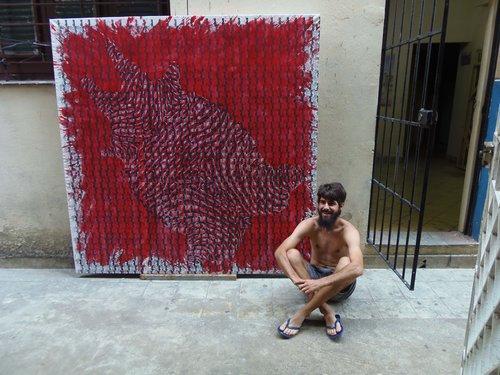 MiguelMachado - b. 1990. Havana, Cuba