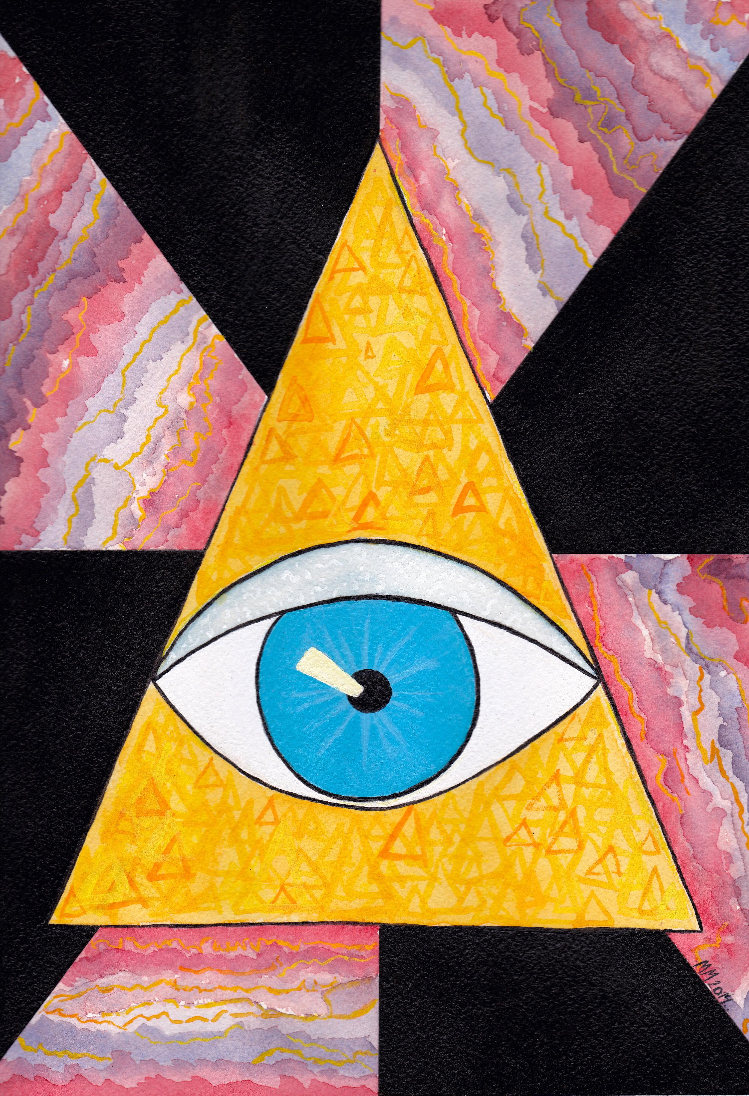 Seeing Eye Geodes (2013)