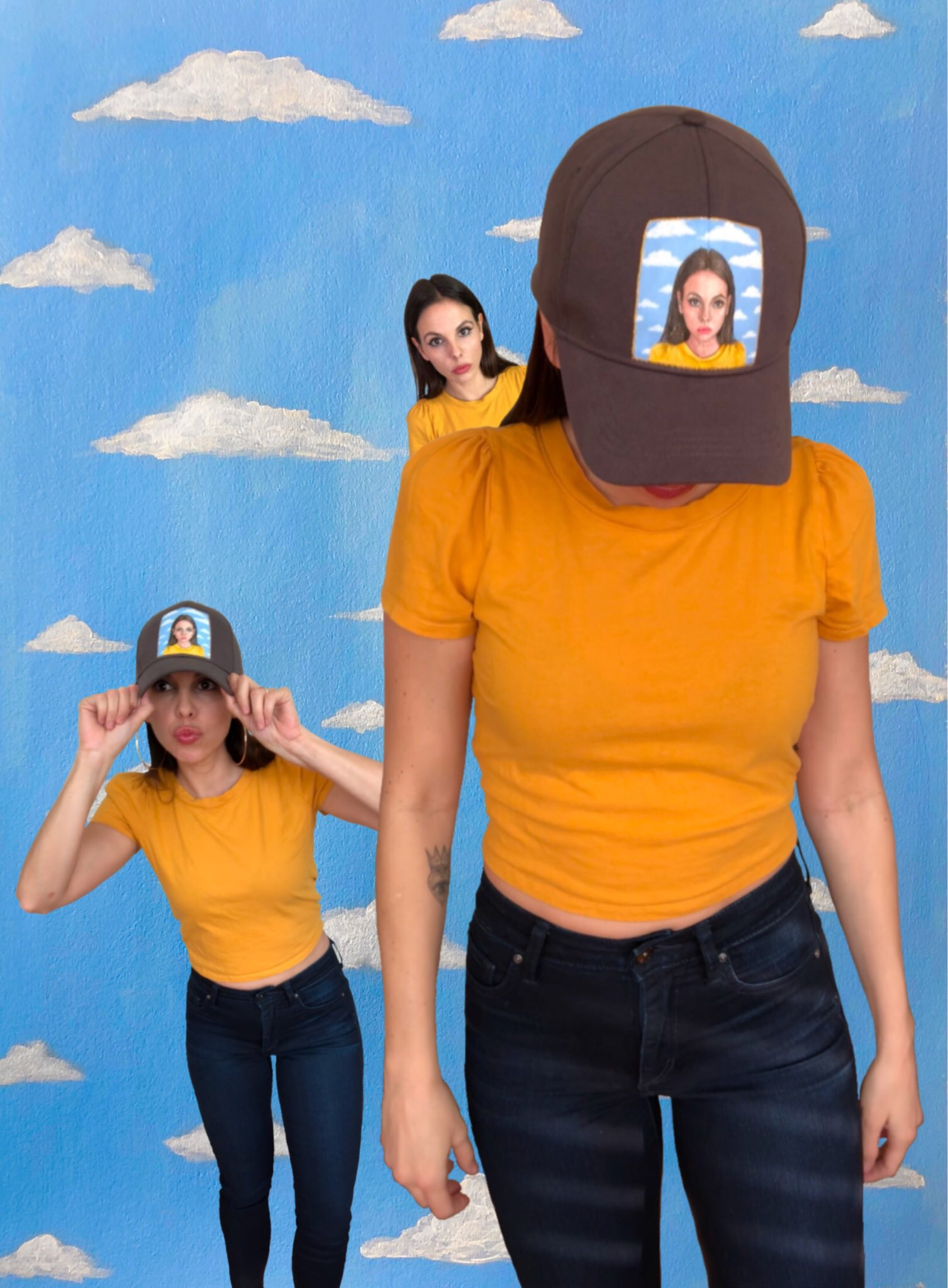 Me on a Hat and the Hat is on Me (2018)