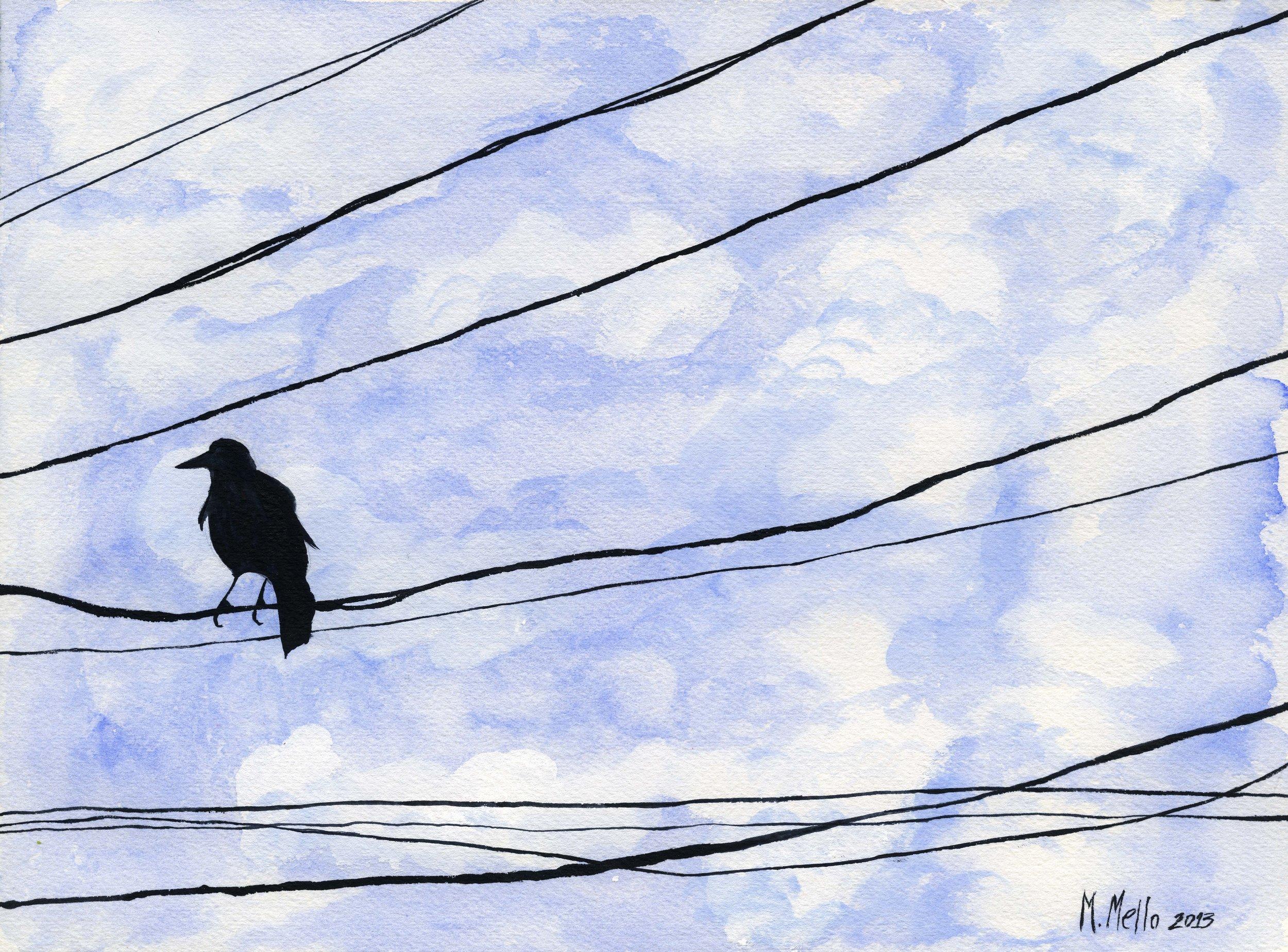 Bird on Wire (2013)
