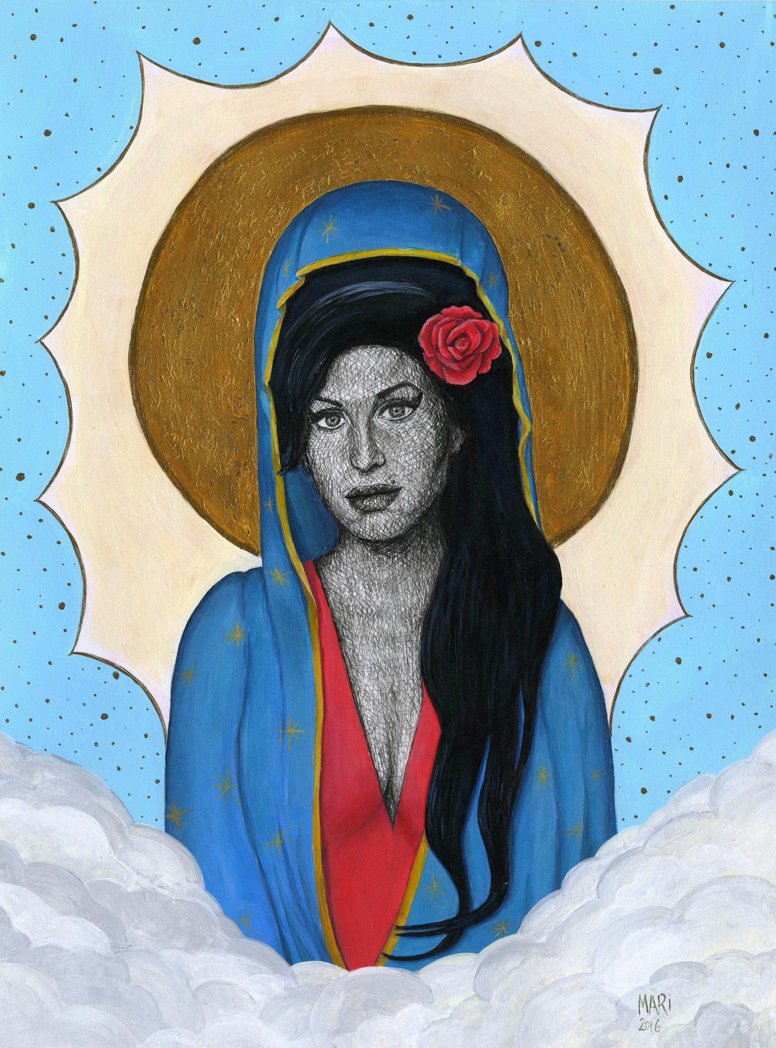 SOLD  Saint Amy (2016)