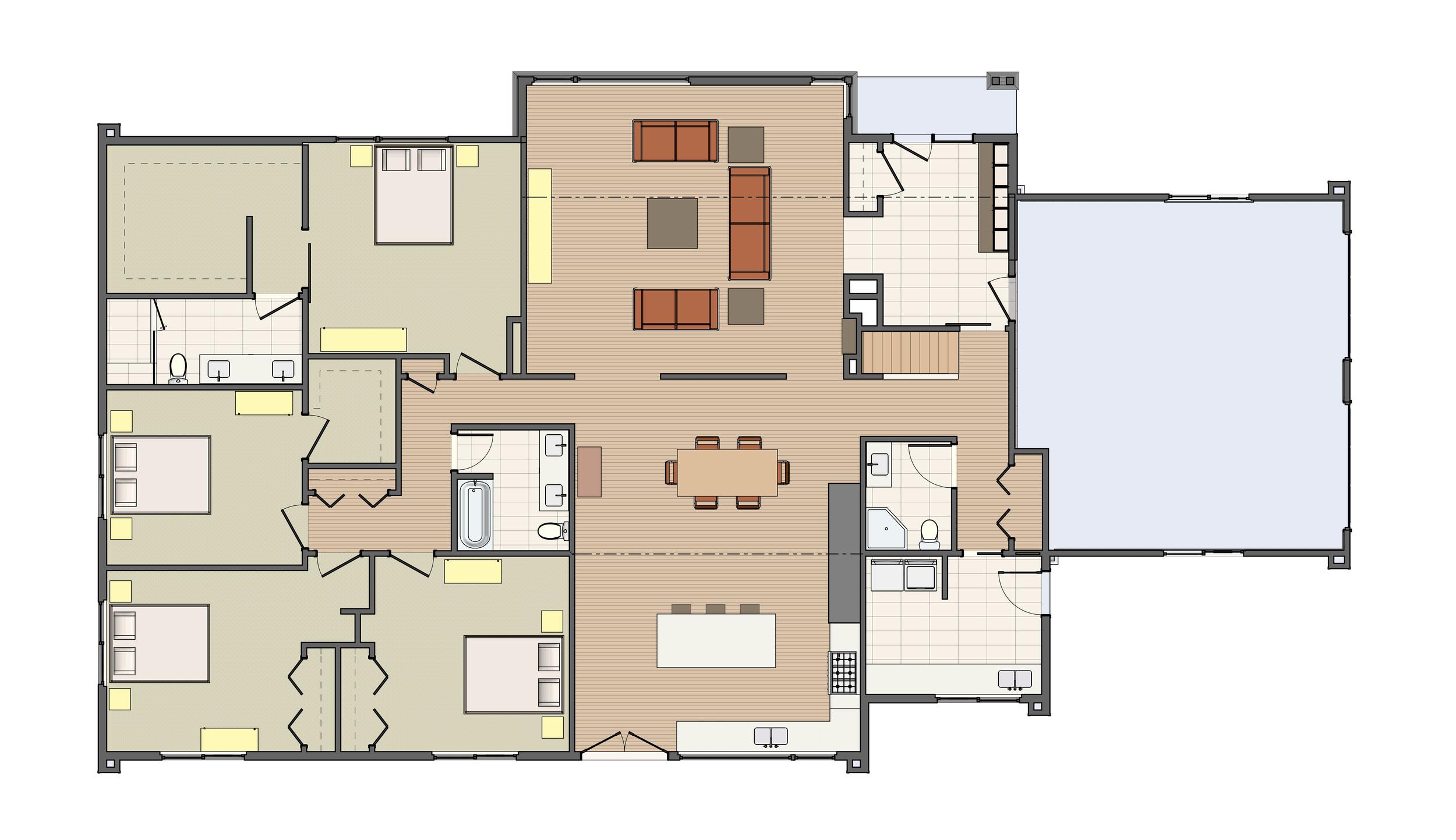Final Floor Plan Design