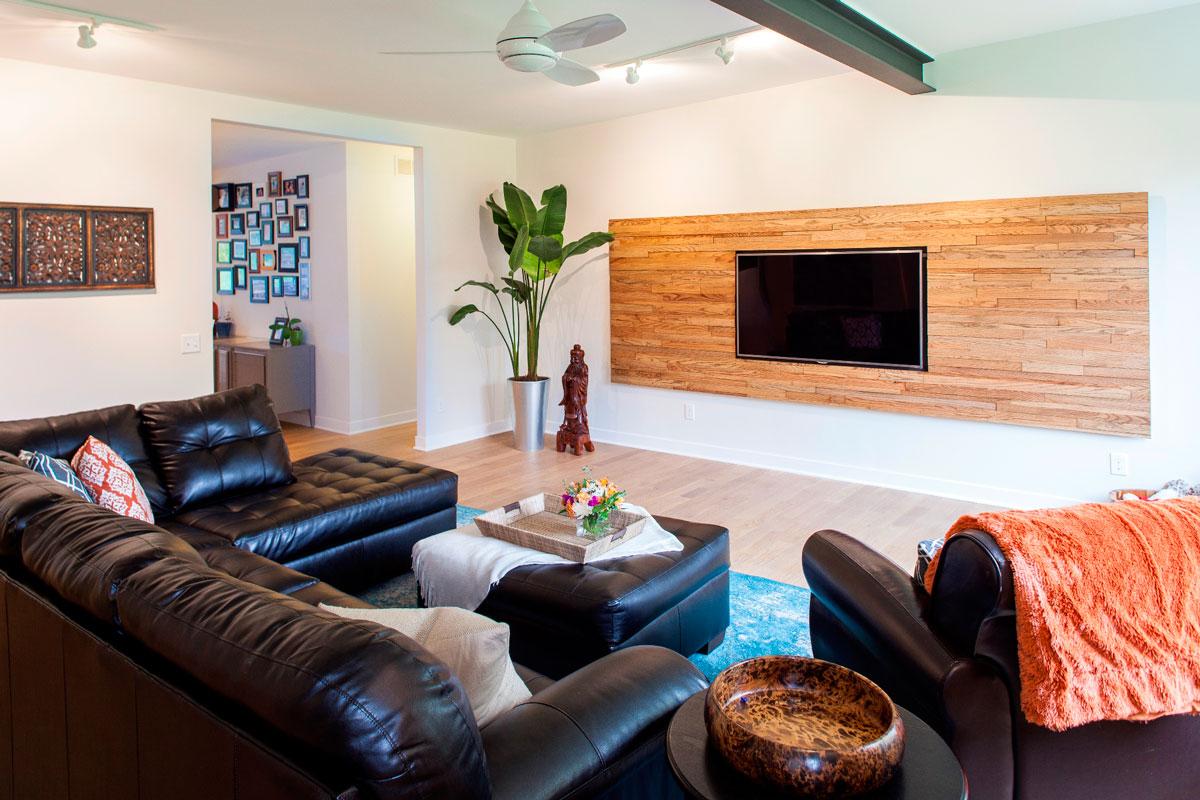 Modern Ranch Expansion Forward Design Build Remodel