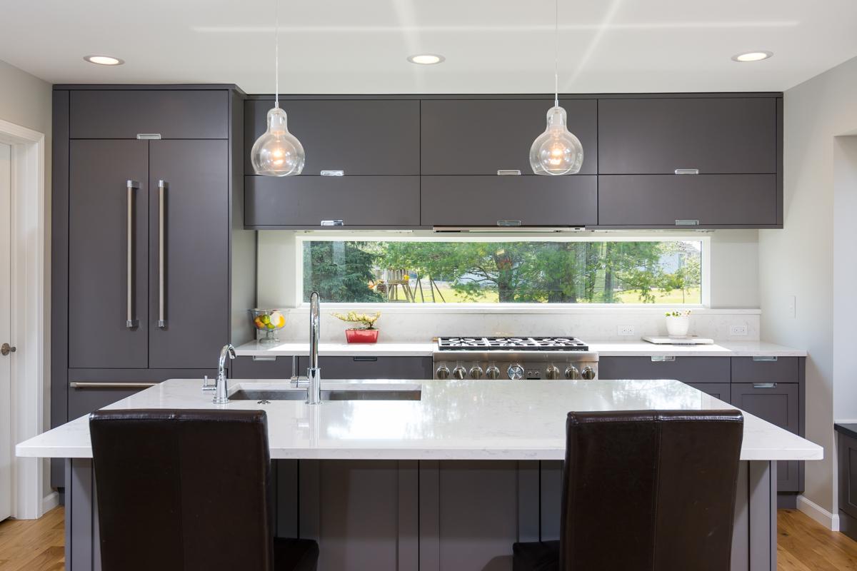 Modern Kitchen Views Forward Design Build Remodel