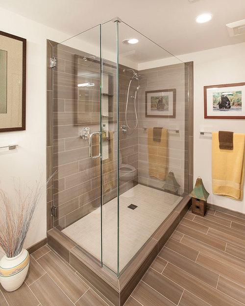 Design Matters 5 Shower Glass Options, Bathroom Shower Remodel Pictures
