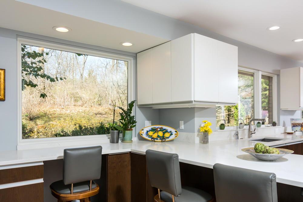 outdated 1980's kitchen makeover and renovation