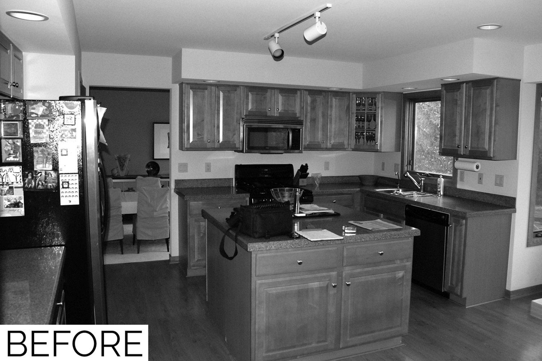 Pre-Existing kitchen