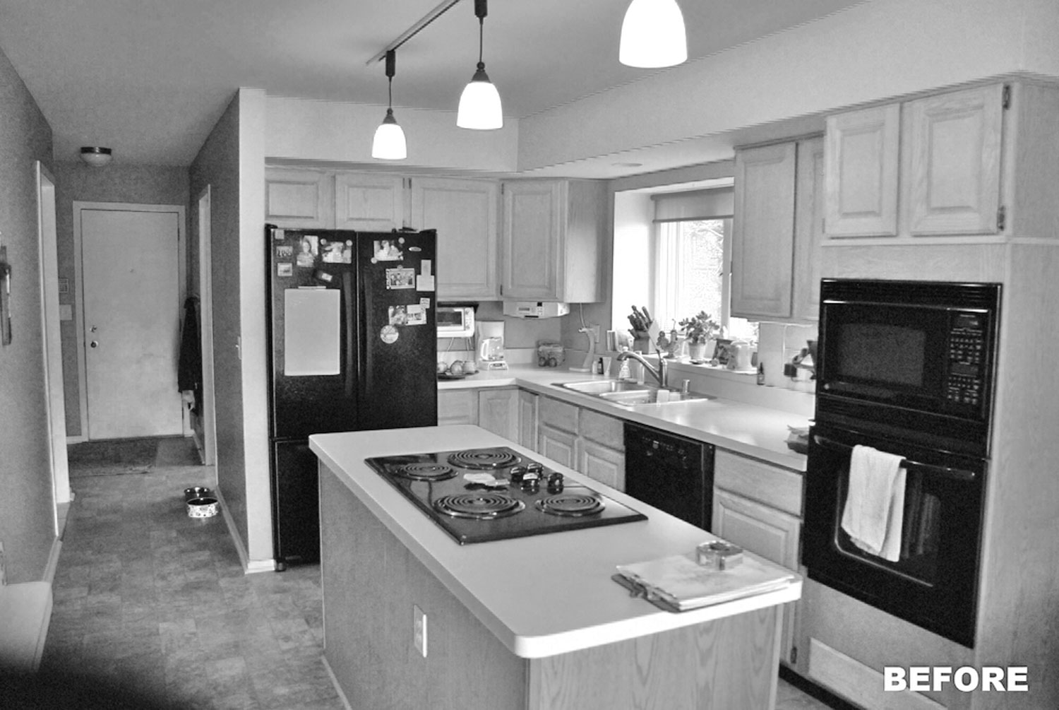 Home Renovation Before Image