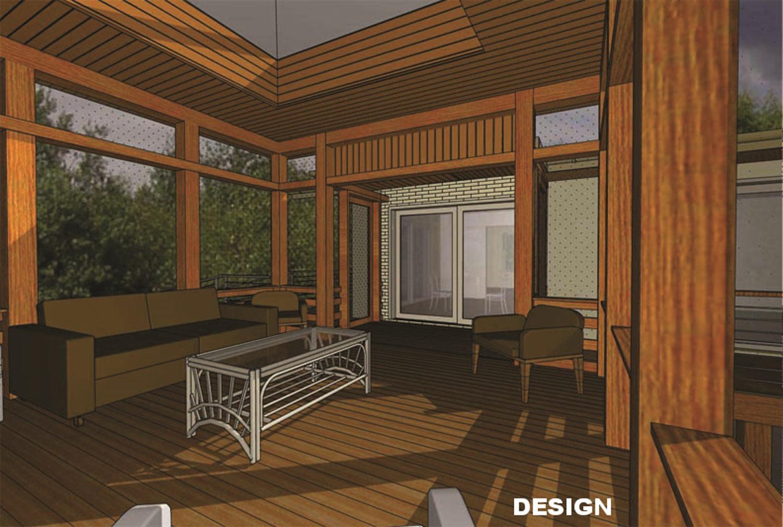 Pre-Construction Design Illustration