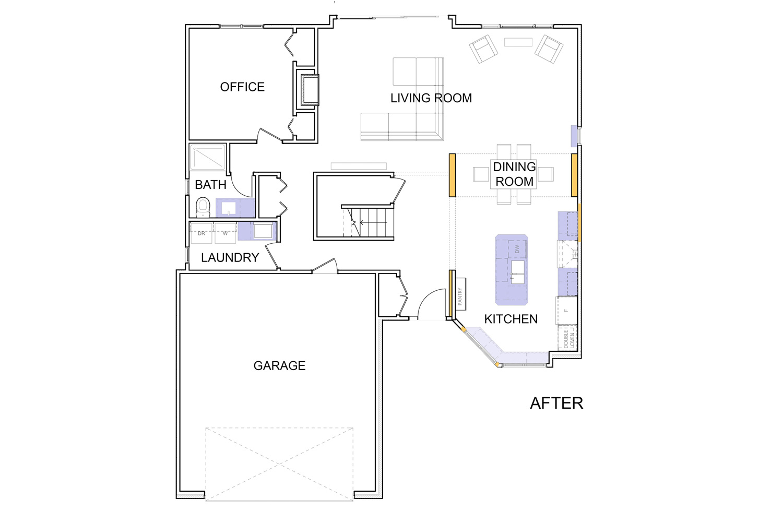 Floor Plan After Design