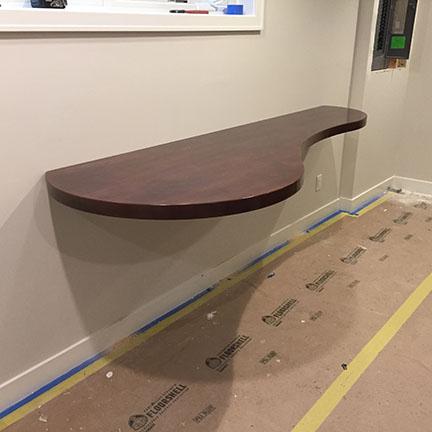 Ann Arbor Basement Remodel - Bar Counter.jpg